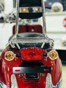 """SYM Algérie : ALLO 125, le scooter """"Custom"""" arrive en concession"""