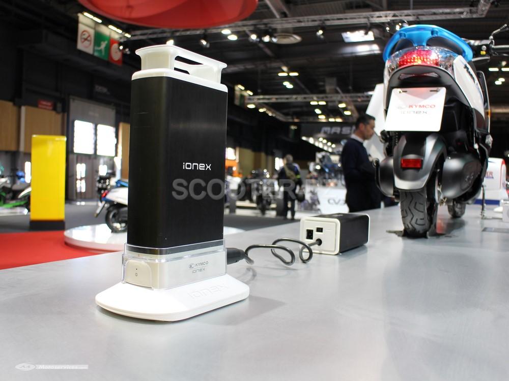 Avec Ionex Commercial, Kymco annonce une solution intégrée de mobilité