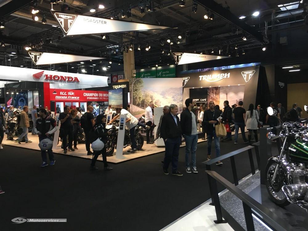 Mondial Paris Motorshow : le Salon de la Moto ouvre ce matin !
