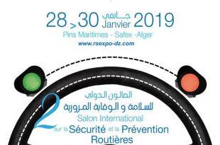 RS EXPO 2019, Salon International de la Sécurité et la prévention routière