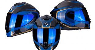 Scorpion 1400 Air Carbon : nouveaux coloris et nouvelles décos !