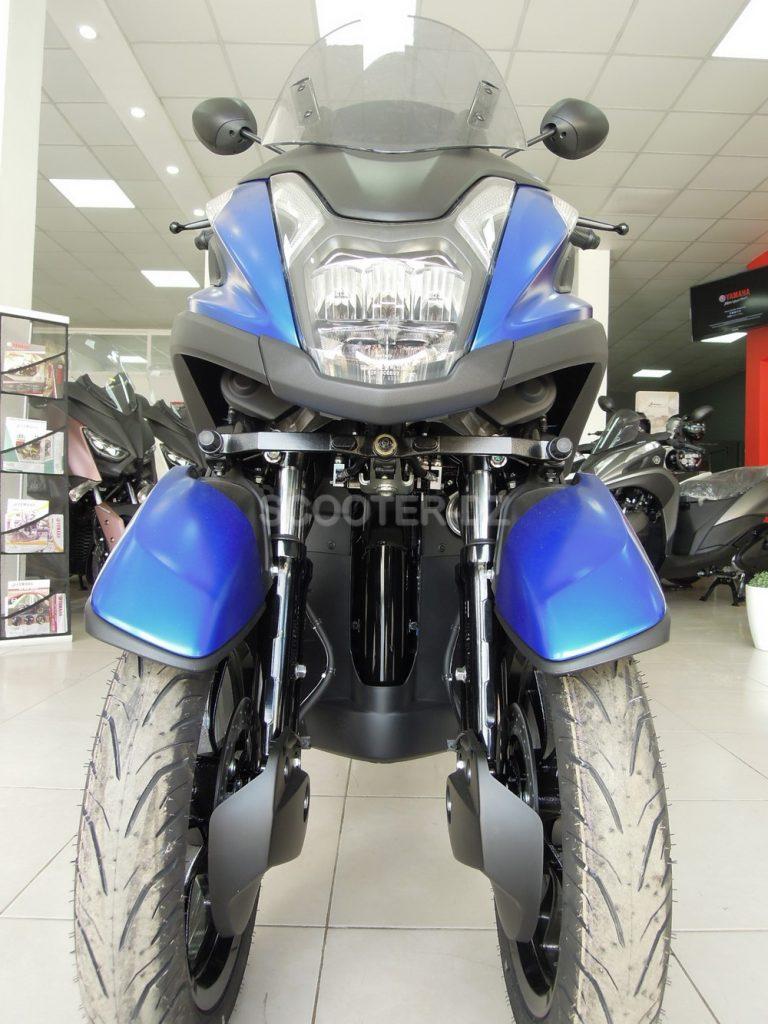 PROX4 propose le Yamaha Tricity 125 ABS millésime 2018