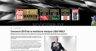 Gagnez de places pour des MOTO GP 2019 avec Liqui Moly Algeria