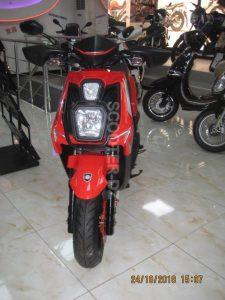 Lifan Algérie : nouveau scooter compact, Lifan 12C en version 150 cm3