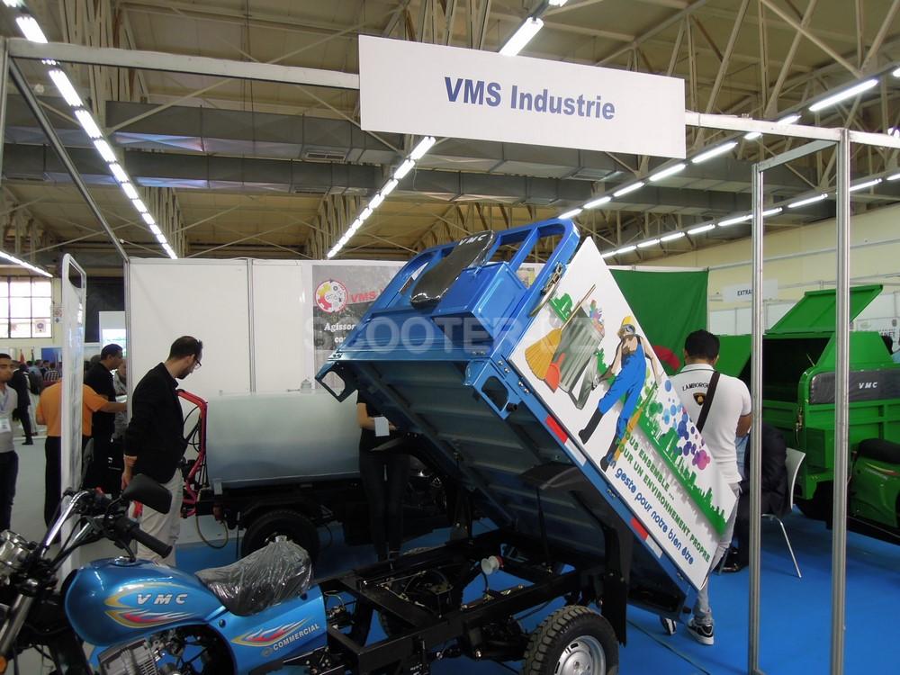 VMS Industrie participe à la 3ème édition du REVADE - Safex
