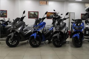 Yamaha Algérie : Nmax 155 ABS disponible sur tout le réseau de la marque
