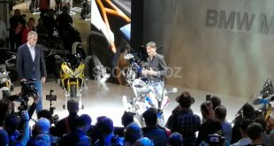 #Live Eicma 2018 | #Vidéo001 : conférence de presse BMW Motorrad