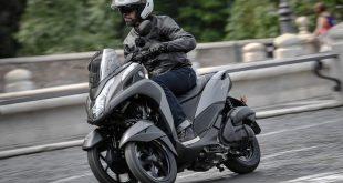 Campagne de rappel pour les Yamaha Tricity