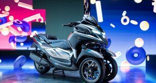 Concept Yamaha 3CT : le MP3 menacé