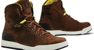 Forma Swift : Les sneakers moto urbaines en trois versions