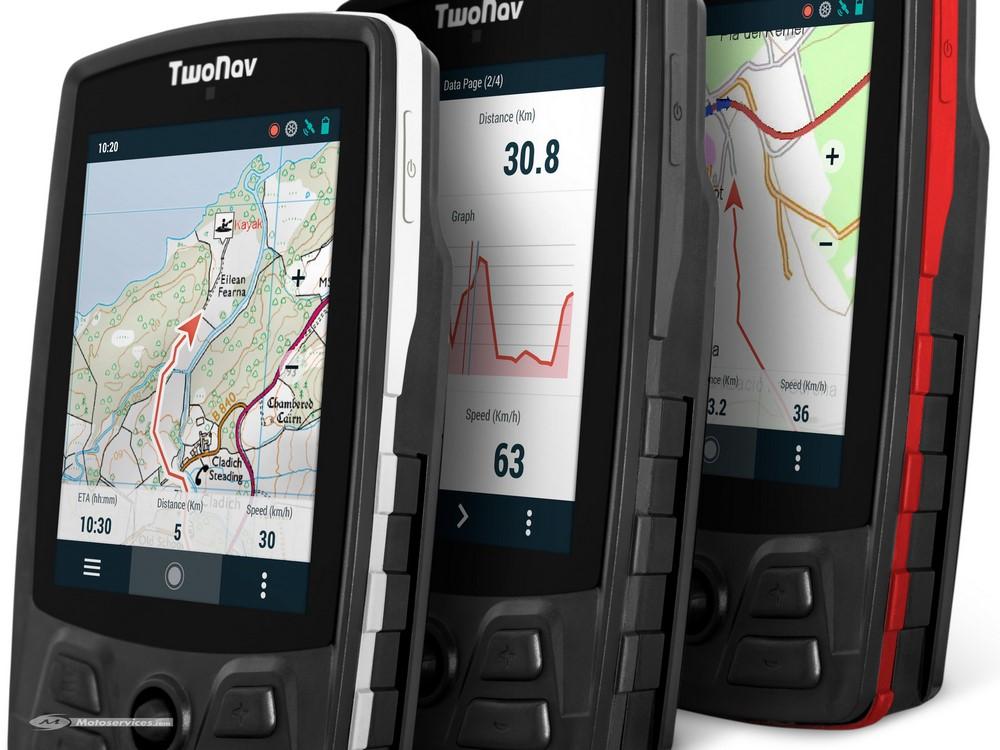 GPS TwoNav Aventura Motor