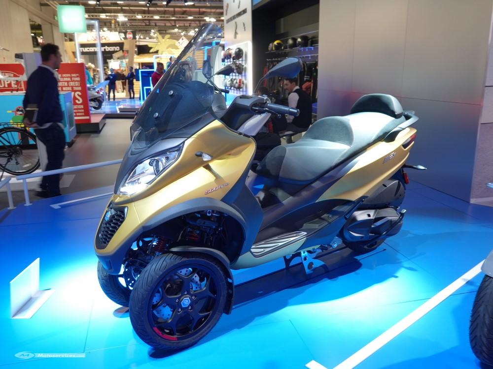 piaggio mp3 500 hpe sport advanced avec marche arri re scooter dz. Black Bedroom Furniture Sets. Home Design Ideas