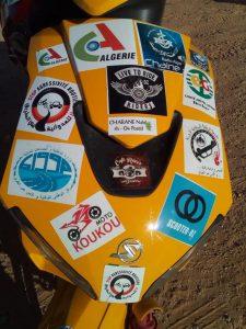 SAM Algérie : sponsor avec 1.000 km en SAM Dulces 150 et Buccaneer 200