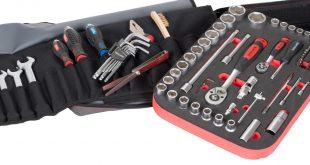 Sacoche à outils Rothewald : Un atelier complet à emporter