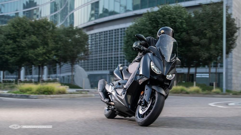 Yamaha X-Max Iron Max 2019 : la série spéciale !