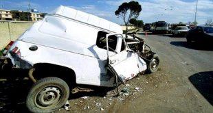 Une caravane nationale de sensibilisation contre les dangers de la route
