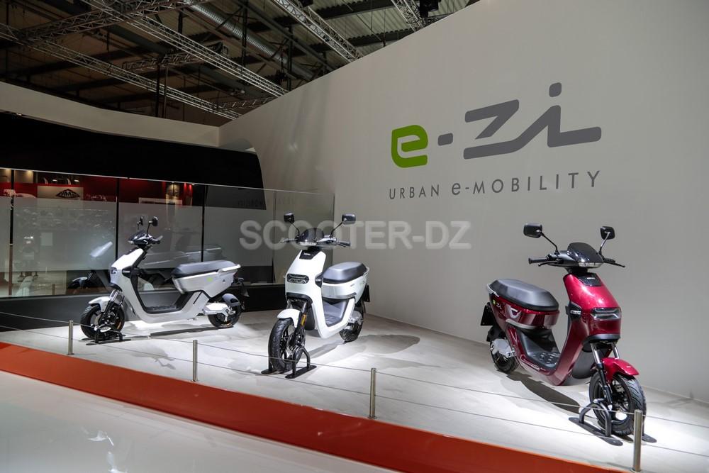 Keeway e-Zi Urban Mobility
