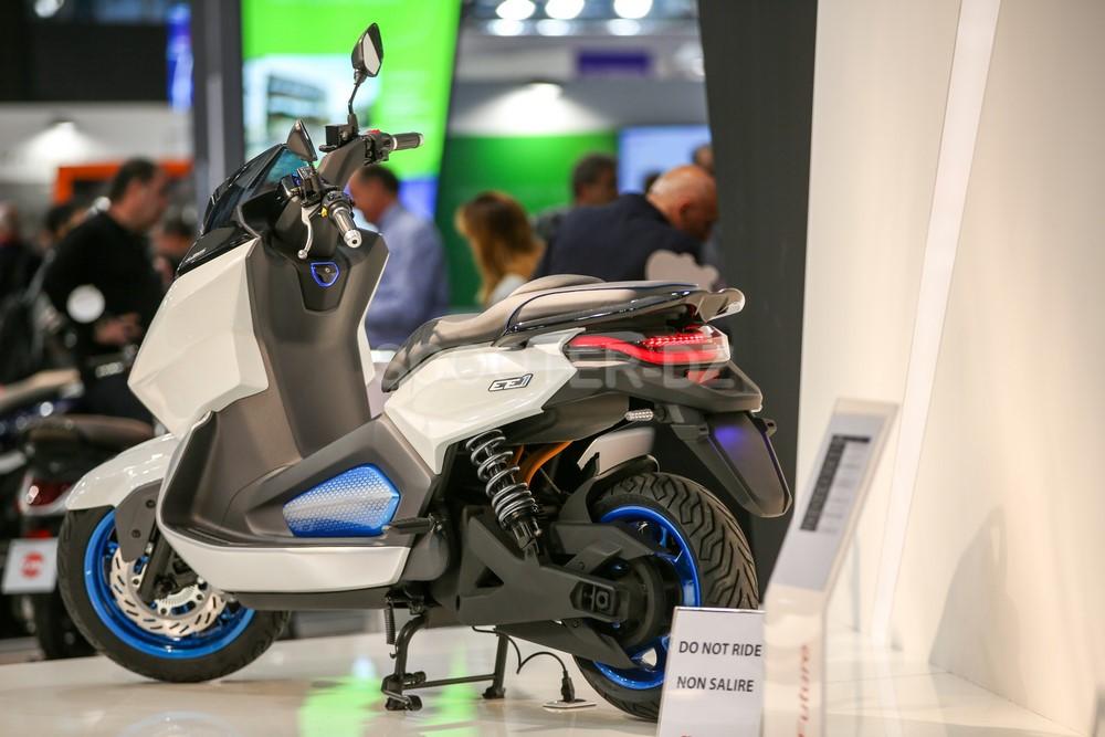 SYM Concept électrique EE1