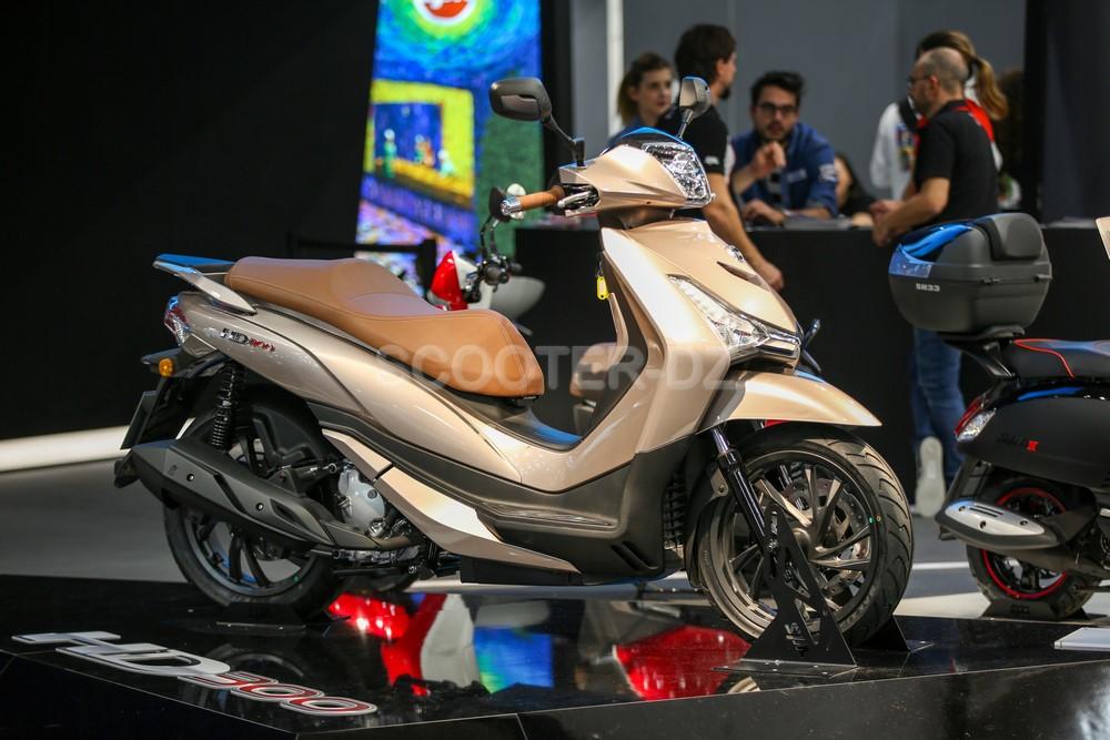 SYM HD 300 ABS