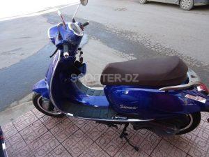 """Lifan Algérie propose aussi son scooter """"retro"""", le Lifan Sienna 150"""