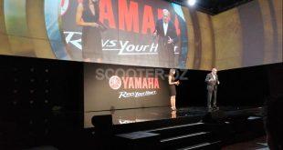 #Live Eicma 2018 | #Vidéo009 : interview Yamaha Algérie