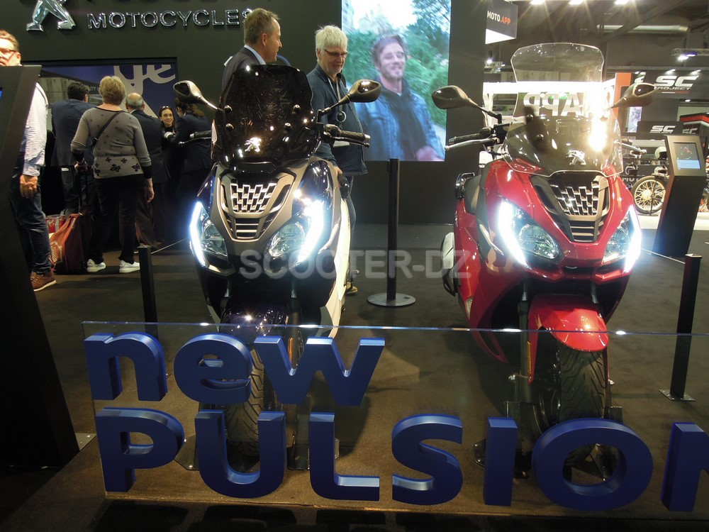 peugeot scooters pulsion 125