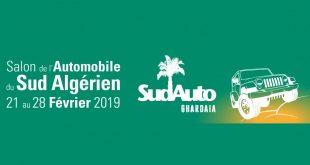 SUD AUTO 2019 : Salon de l'Automobile du Sud Algérien du 21 au 28 février 2019