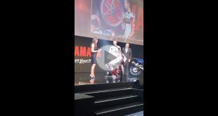 #Vidéo «LIVE» Yahama Europe (FB) : conférence de presse à Milan – Eicma 2018