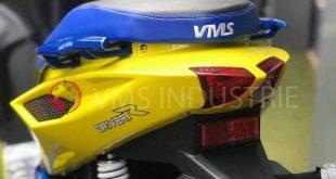 """édition spéciale pour le VMS Driver 150 """"Valentino 46"""""""