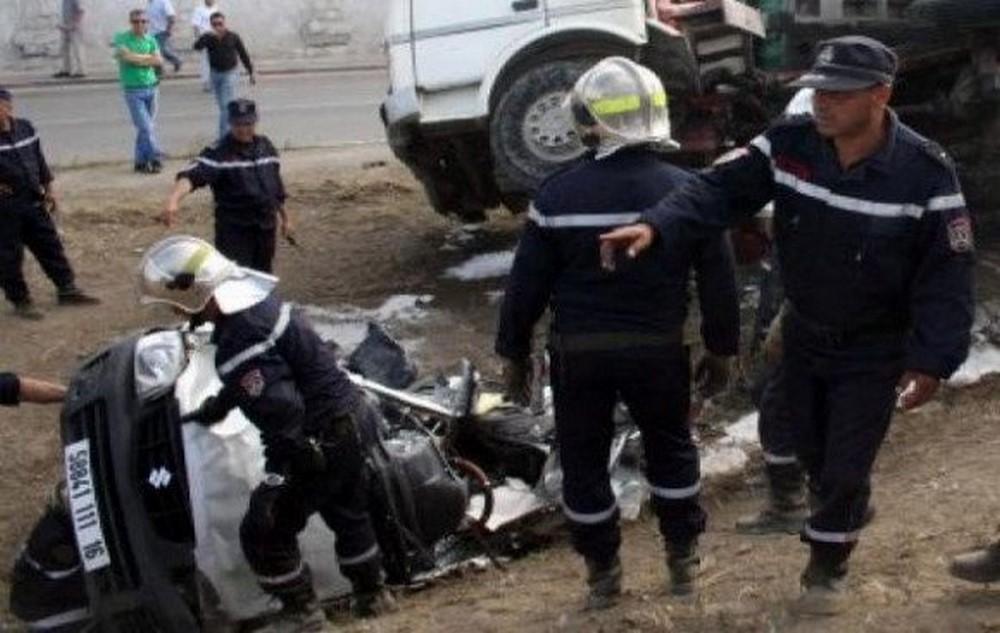 Accidents De La Route   13 Morts Et 288 Bless U00e9s En Une