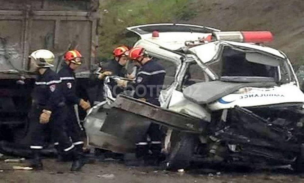 Accidents de la route : 6 morts et 56 blessés durant les dernières 48 heures