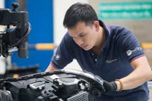 BMW investit dans la production de batteries à haute tension
