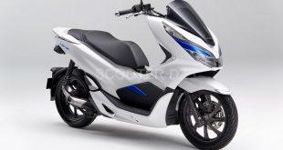 Honda lance un PCX électrique