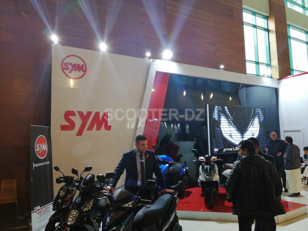 SYM ALGERIE - MOTOWEST 2018