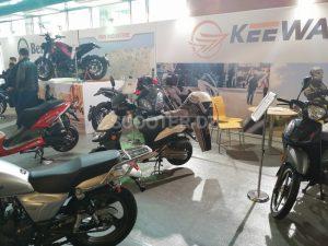 KEEWAY MOTOWEST 2018