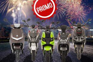 Peugeot Motocycles Algérie : promotion exceptionnelle sur scooters 50/80 cc