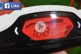 Nouveauté 2019 : présentation du scooter VMS Fast 50 4T [Vidéo]