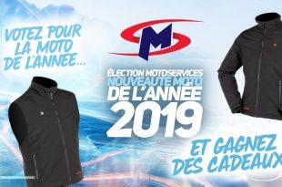 Élection nouveautés motos et scooters 2019 : les gagnants !