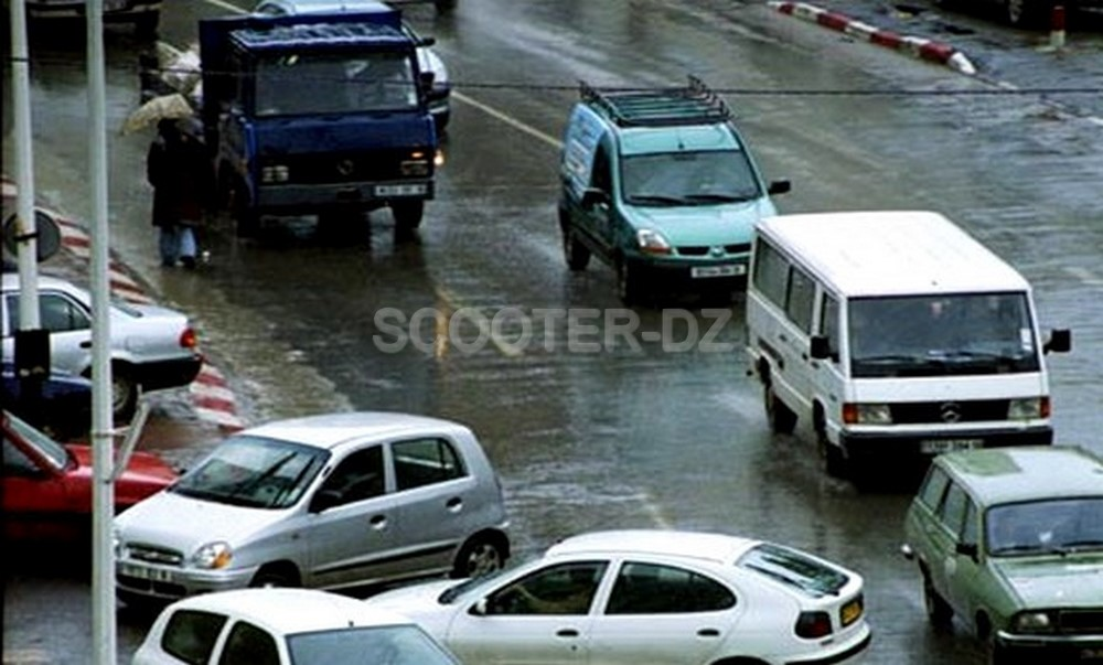 Perturbations climatiques : la DGSN appelle les usagers de la route à faire preuve de prudence