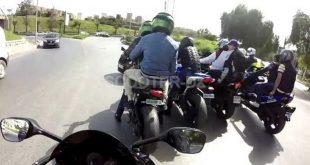 Port du casque: stricte application de la loi à l'égard des motocyclistes non respectueux de l'obligation