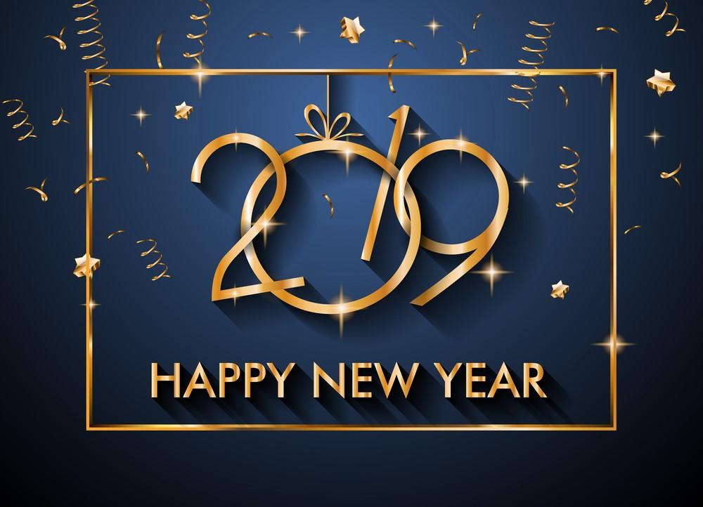 Bonne Année 2019 à tous les scootéristes d'Algérie !