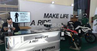RS EXPO 2019 : 10% de remise sur les équipements BMW Motorrad Algérie