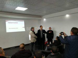 AS MOTORS reçoit les médias dans son usine de Aïn Taghrout (BBA)