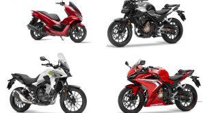 Honda : nouveaux tarifs 2019 et promos