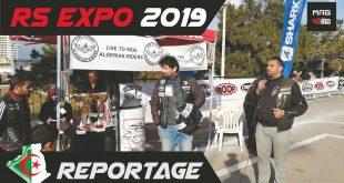 """#Vidéo RS EXPO 2019 : Rassemblement motards avec """"Live To Ride DZ"""" Partie 2"""