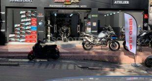 Beep Bike Moto ouvre un nouvel atelier avec une boutique équipement