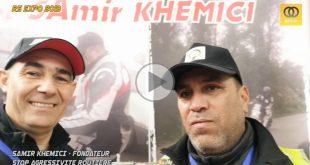 #Vidéo RS EXPO 2019 (FB) : interview Samir Khemici (Stop Agressivité Routière)