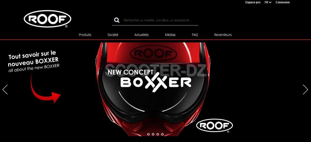 Roof Algérie : Nouveauté 2019, Roof Boxxer, tarif et disponibilité