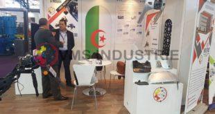 VMS Industrie participe au MIDEST LYON 2019