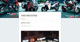 VMS INDUSTRIE lance un appel aux professionnels du secteur motocycle